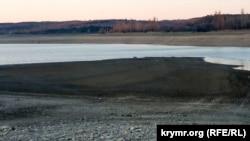Сімферопольське водосховище, архівне фото