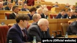 Башкортстан парламенты утырышы, 25 апрель 2018