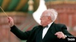 Мстислав Ростропович (1927—2007)