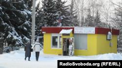 В українському Докучаєвську орудують бойовики