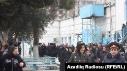 Arxiv foto: Qadın həbsxanası