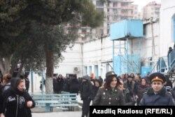 В женской тюрьме в Баку, 27 июня 2012 года. Иллюстративное фото.