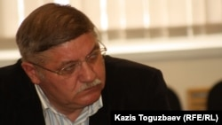 Kazakh sinologist Konstantin Syroyezhkin (file photo)