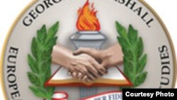 Generic -- George Marshall Center logo