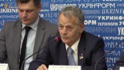 Джемілєв: світ не знає, як відбувалася анексія Криму (відео)