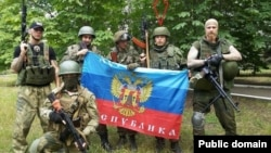 Алексей Мильчаков Украинага Русиядән килгән башка сугышчылар арасында