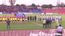 تساوی دیدار تیمهای ملی فوتبال افغانستان و تاجکستان