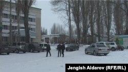 Айдаркен шаарчасы, 30-январь, 2012.