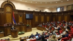 Ազգային ժողովի նիստ, 14-ը ապրիլի, 2021թ.