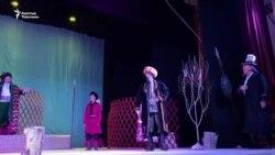 Тоолуу аймактагы театр майрамы