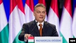 Віктор Орбан (архівне фото)