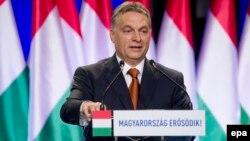 Унгарскиот премиер Виктор Орбан.