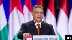 Kryeministri hungarez, Viktor Orban