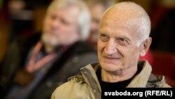 Алесь Разанаў. 2017 год