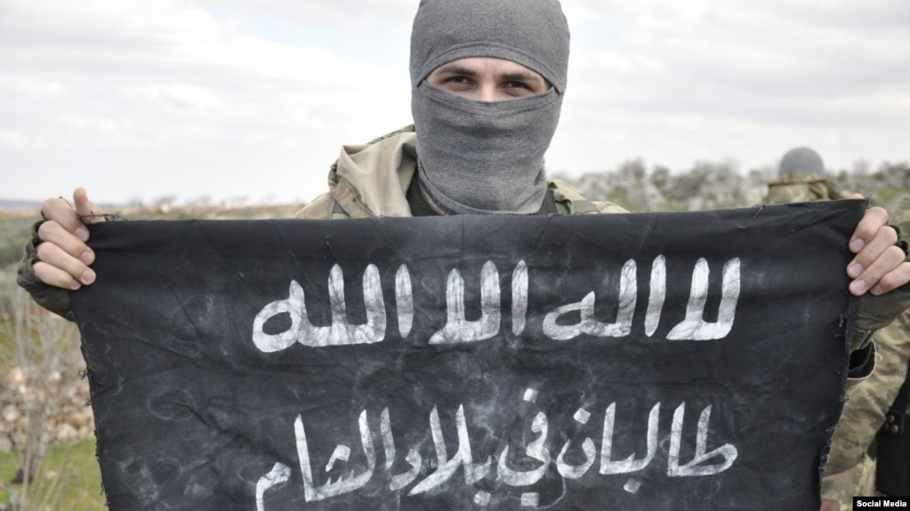 German authorities recently announced they had detained five Tajik nationals suspected of forming an Islamic State terror cell. (file photo)