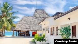 Гостиница на Занзибаре, которую Поповы собираются выкупить