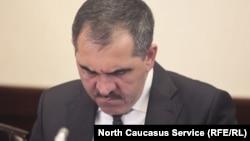 Юнус-Бек Евкуров, глава Ингушетии