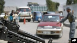 Tense in Nangarhar (file photo)
