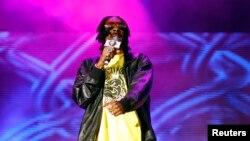 Američki reper Snoop Dogg nastupio na EXIT- u