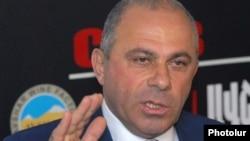 Экс-начальник Полиции Армении Алик Саргсян