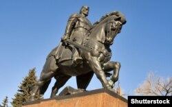 Пам'ятник королю Данилу Галицькому у (1201–1264) у Тернополі