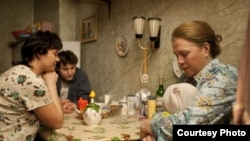 Кадр з іншого фільму Андрія Звягінцева «Єлєна»