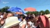 Protesti u Moldaviji