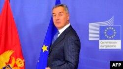Премьер-министр Черногории Мило Джуканович.