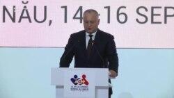 Deschiderea Congresului Mondial al Familiei la Chișinău
