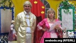 «Кацярына ІІ» і «граф Пацёмкін» з Дуброўна