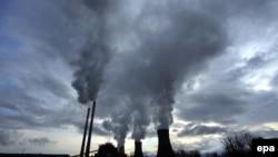 Kömür elektrik stansiyası
