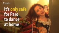 Death Threats Force Pakistani Transgender Dancer To Stop