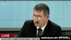 «Ժառանգության» փոխնախագահ Արմեն Մարտիրոսյան