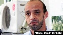 Номзади норозӣ Раҷаби Мирзо