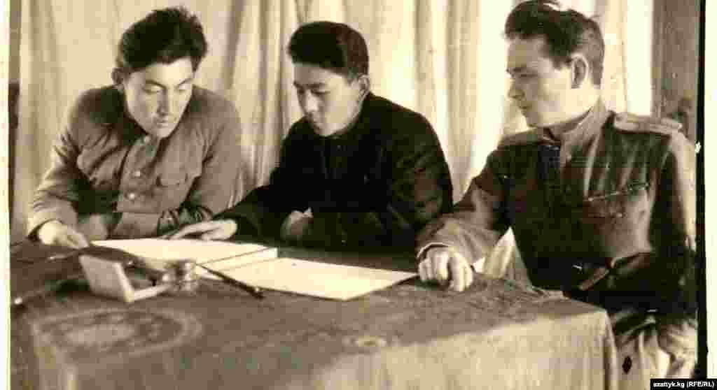 Асек Урмамбетов. Фото из личного архива.