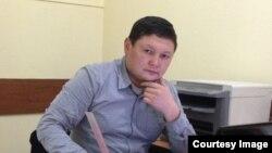 Сыймык Жапыкеев.