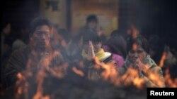 Soňky 12 aýyň dowamynda 21 sany tibetli monah Hytaýyň dolandyryşyna protest bildirip, özüni otlapdyr.