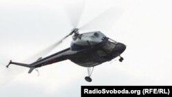Гелікоптер «Надія», який розробляє «Мотор Січ»