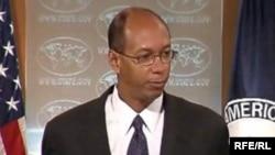 رابرت وود، سخنگوی وزارت امور خارجه آمريکا