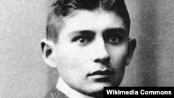 Frans Kafka.
