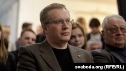 Фундатар прэмі Павал Бераговіч