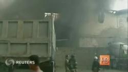 На обувной фабрике в столице Филиппин Маниле произошел сильный пожар, жертвами стали минимум 72 человека