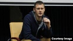 Денис Казанський, блогер (фото з персональної сторінки у Facebook)