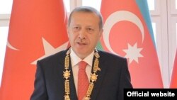 Presidenti turk, Recep Erdogan