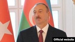 Президент Азербайджана Ильхам Алиев, 2014.