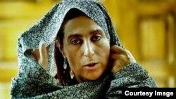 فاطمه معتمد آریا در صحنهای از فیلم «پریناز»