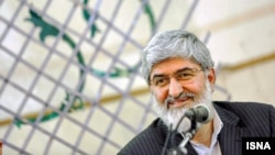 علی مطهری، نایب رییس مجلس شورای اسلامی ایران.