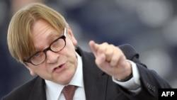 Голова групи Альянсу лібералів та демократів за Європу Ґі Верховстадт