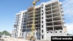 Տաջիկստան - Մայրաքաղաք Դուշանբեում նոր հիվանդանոց է կառուցվում, 6-ը մայիսի, 2020թ.