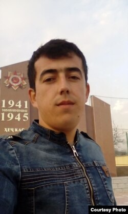 Один из убитых - Сухроб Хушаков